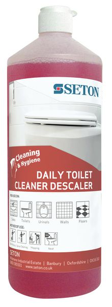 Seton Sanitary Toilet Cleaner & Descaler