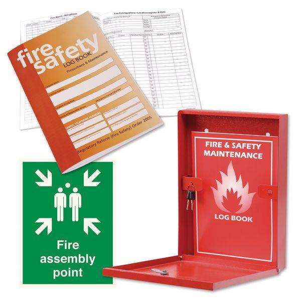 Savex Document Holder, Book & Sign Kit
