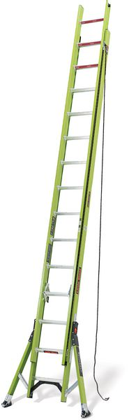 Little Giant Hi-Viz Sumo Fibreglass Ladder