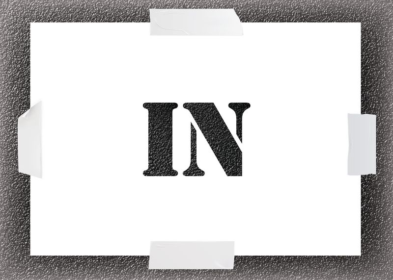 Reusable Stencil - In