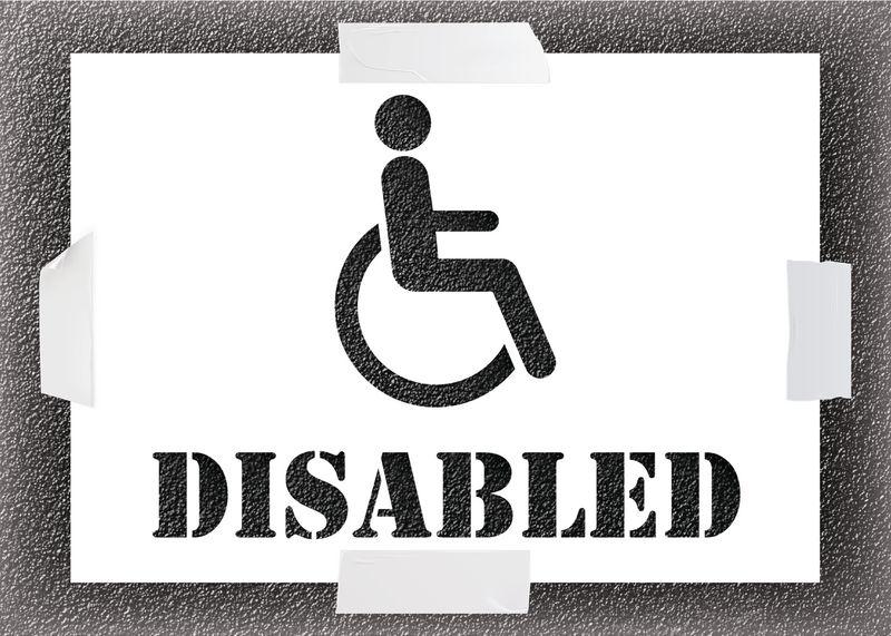 Reusable Stencil - Disabled