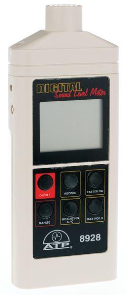 Digital Auto Ranging Sound Meter