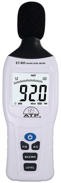 Compact Dual Range Precision Sound Level Meters