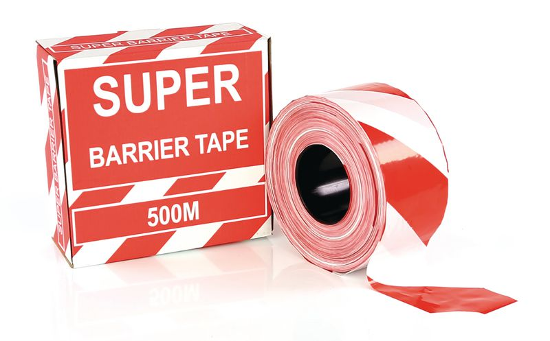 Superstrong™ Plastic Barrier Tapes