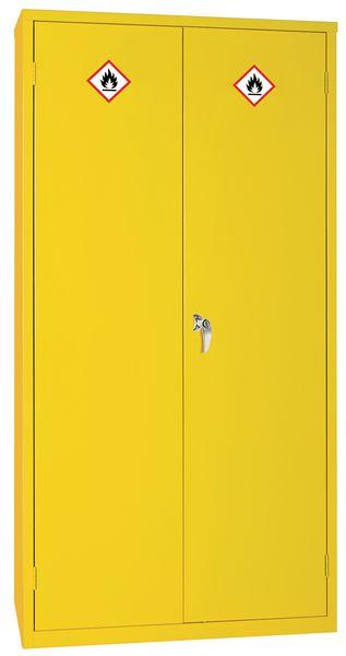 Dangerous & Flammable Substance COSHH Storage Cabinets