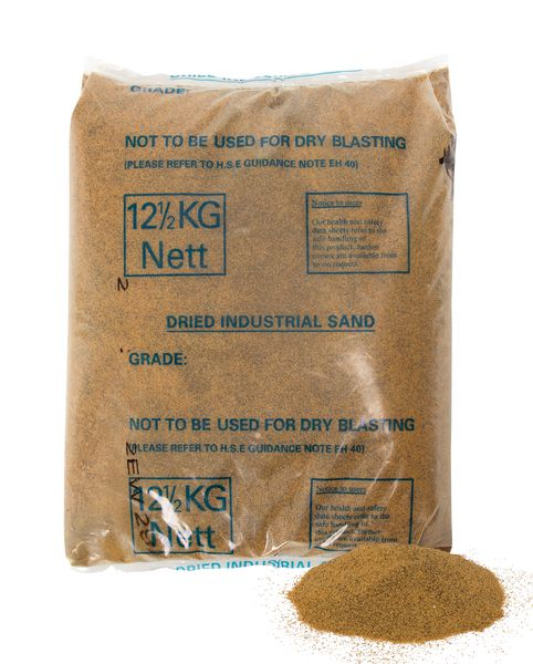 Fire Bucket Sand
