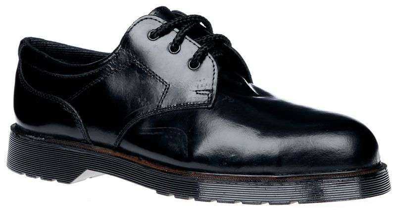 3-Eyelet Uniform Safety Shoes
