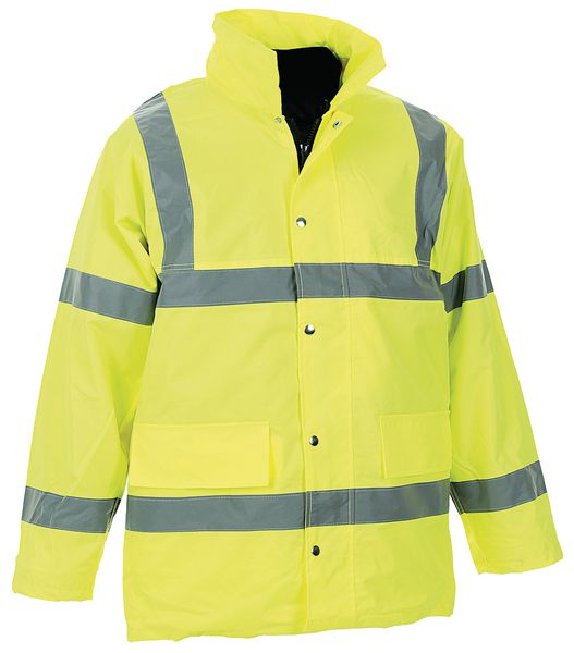 4-in-1 High Visibility Jacket