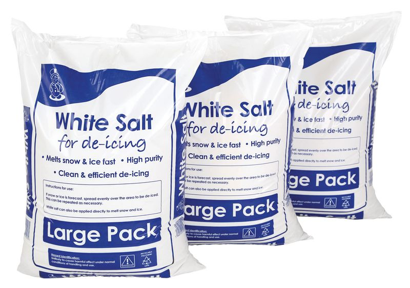 White De-icing Salt 3 for 2 OFFER