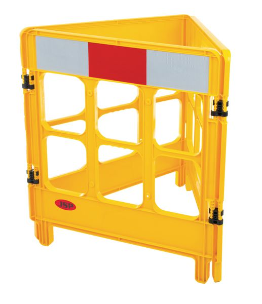 3-Gate Work Safety Barriers