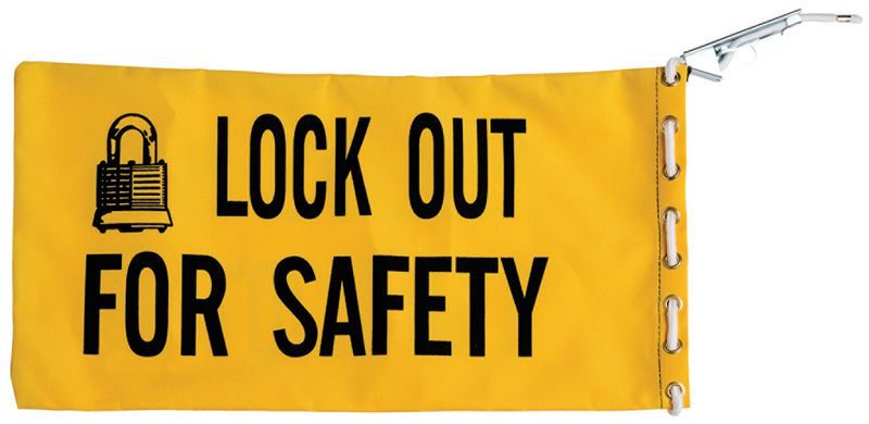 Lockout Safety Bag