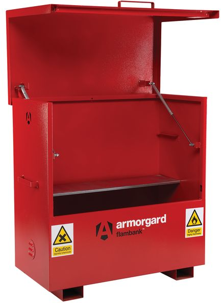 Flammable & Chemical Storage Vaults