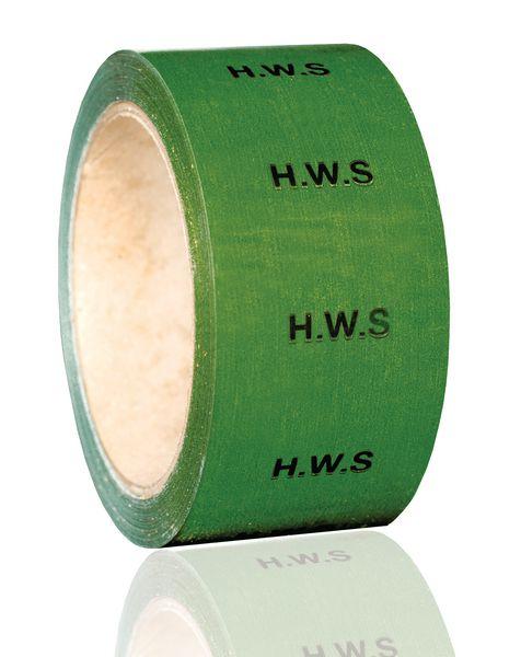 British Standard Pipeline Marking Tape -  H.W.S