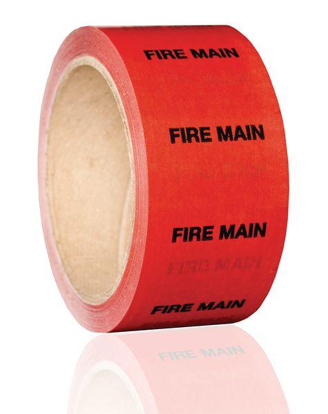 British Standard Pipeline Marking Tape - Fire Main