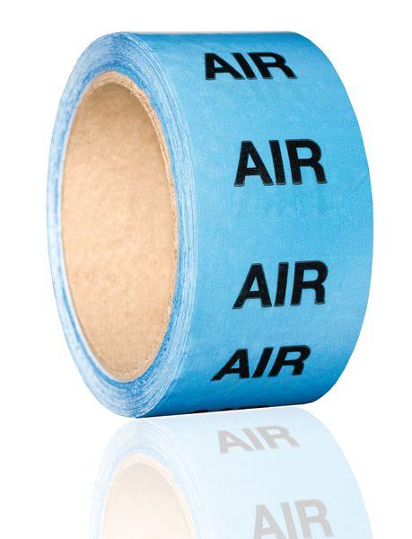 British Standard Pipeline Marking Tape - Air