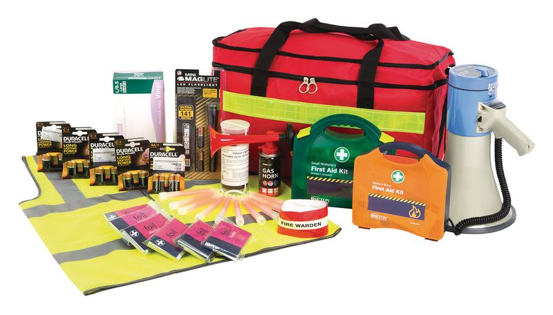 Deluxe Fire Warden Kit