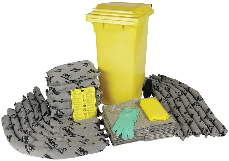 Mobile Container Spill Kits