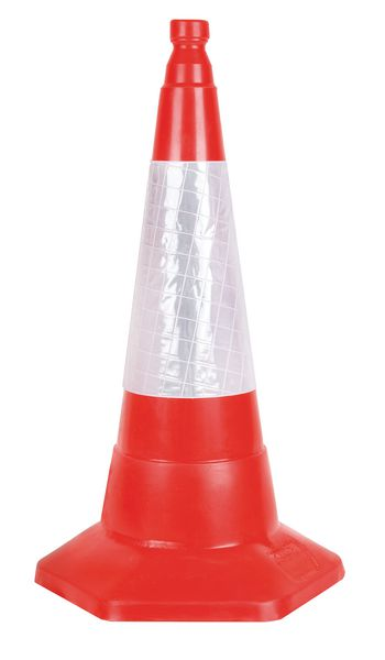 JSP® Sand Weighted One Piece Traffic Cones