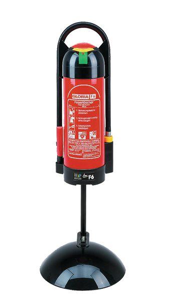 Designer Fire Extinguisher Stand
