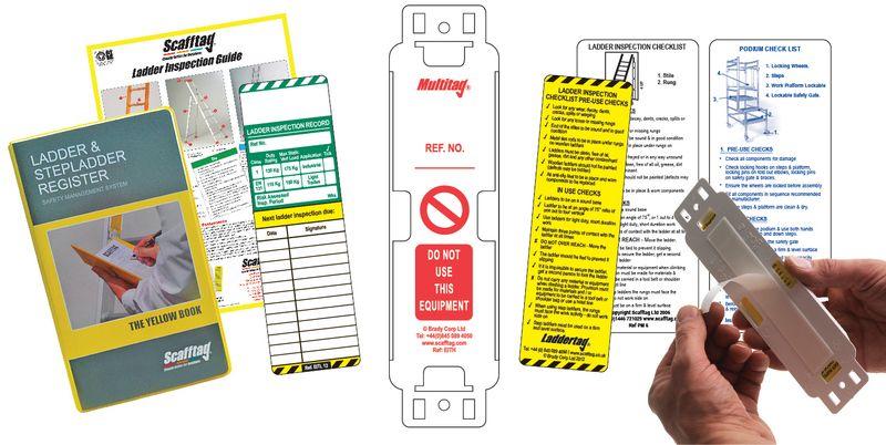 Scafftag® Laddertag® Complete Kit