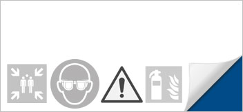 Safety Signs - Materials and Finishes Guide
