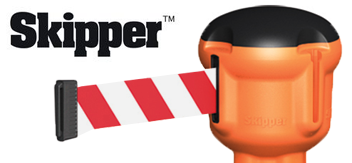 Skipper™ Retractable Safety Barrier Products