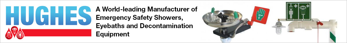 Looking for Hughes Safety Showers products? Expert solutions only 1 click away |