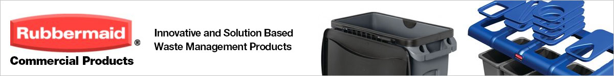 Looking for Rubbermaid products? Expert solutions only 1 click away  