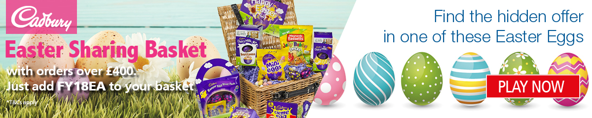 Cadburys Easter Hamper