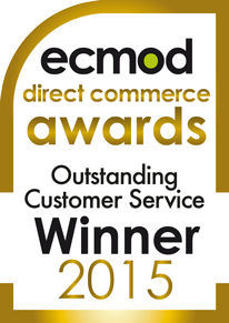 Award Winner 2015 -Customer Service Award