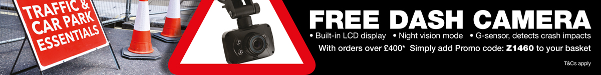 Traffic - Free Dash Cam Offer