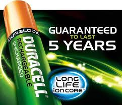 Duracell Ion Core
