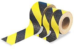 Floor Tape Black Yellow