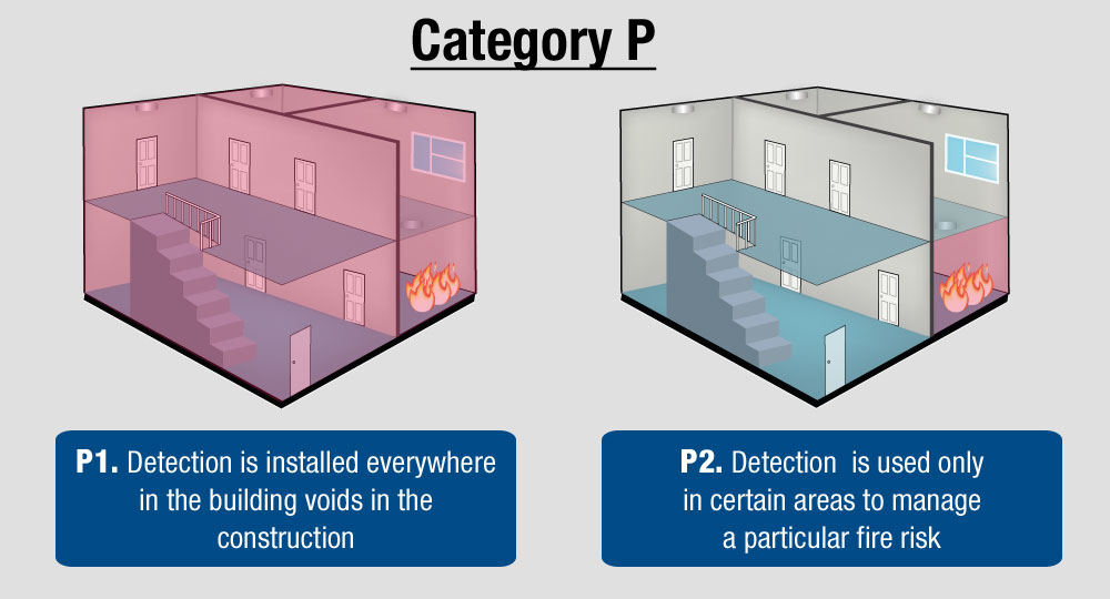 Category P systems - protect property