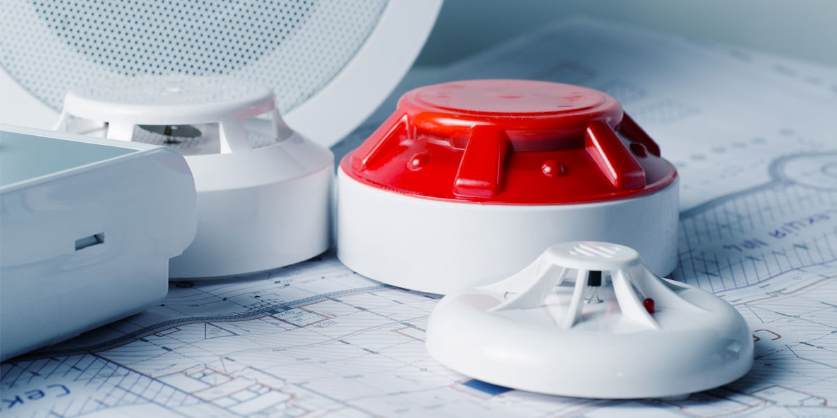 Types of fire alarm system