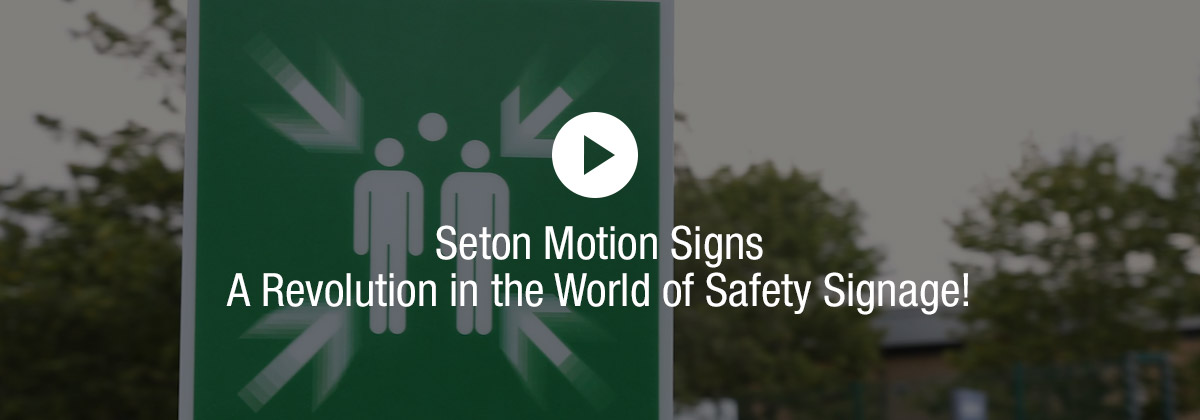 Watch SETON MOTION® Signs come to life!