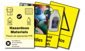 Hazardous Materials Recycling