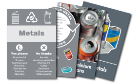 Metal Recycling Signs