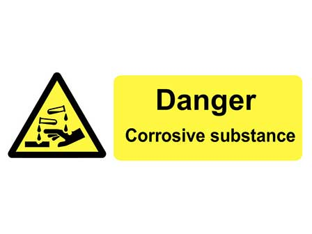 Chemical Safety Labels
