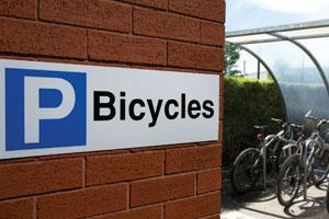 Bike Racks & Shelters