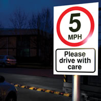 Traffic and Car Park Signs