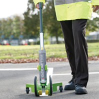 Line Marking and Pot Hole Repair