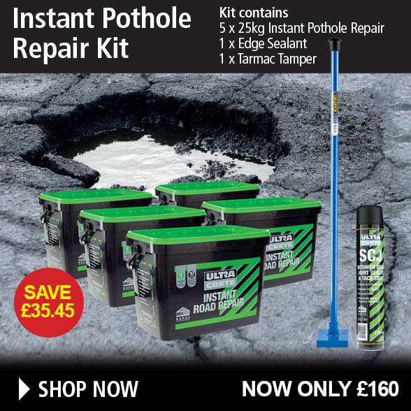 pothole repair kit