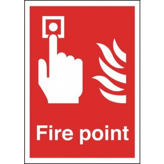Construction Signs - Fire Alarm