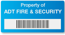 ADT Fire Tag