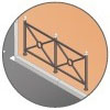 Handrail Barriers