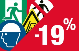-19% Off Safety Signs