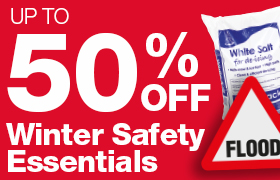 50% off Winter Safety Essentials