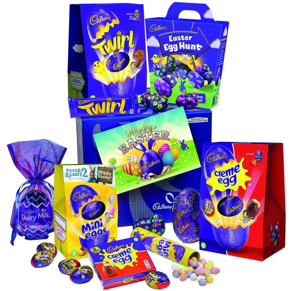 Cadbury Easter Bundle