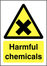 Chemical Warning Signs